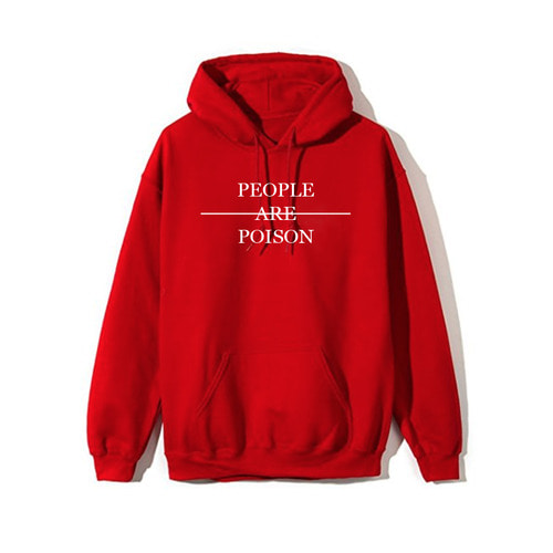 POISON HOODIE (RED)